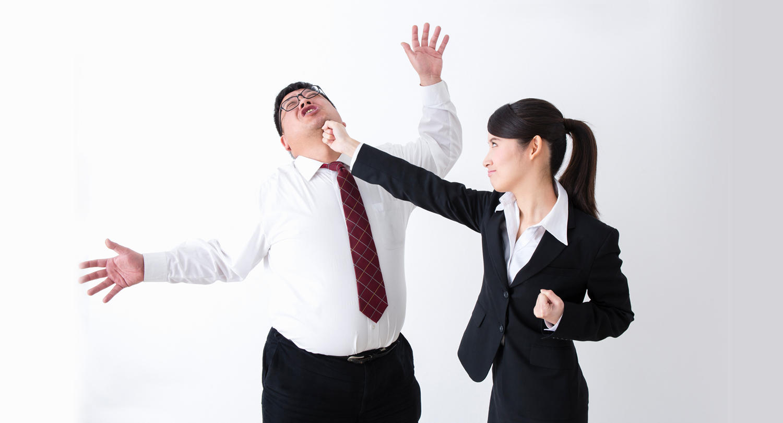 「STOP!セクハラ」女性社労士監修セクハラ対策講座<br>第3回 「おさえておきたいセクハラ対策」編