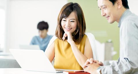 """社会人3年目の""""仕事のモチベーション""""、<br>女性は""""上司からの声がけ""""で上昇する傾向"""