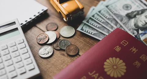 海外旅行で使い切れなかったコインが電子マネーに?