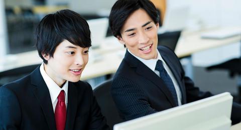 21卒学生、「主にベンチャー企業志望」が35.9%<br>ー