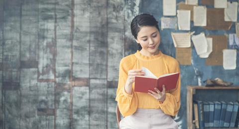 読書の秋に訪れて欲しい。<br>至福の読書タイムが過ごせる厳選スポット!
