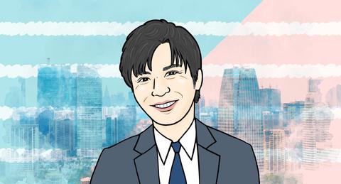 田中圭さんのブレイクの秘密は、<br>「今の環境に自身を合わせ、求められる仕事に取り組む」<br>適応力