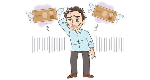 お金を貯めるには収入・支出の見える化から...家計簿アプリで節約!