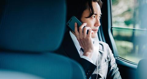 タクシー領収書の経費精算、55.5%が
