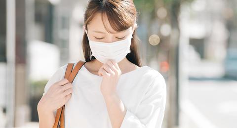 新型コロナウイルスかもしれない時、「会社に相談する」は31.5%