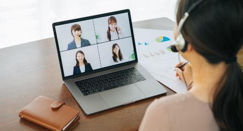 あるある急増中! WEB会議や商談の失敗談と対策