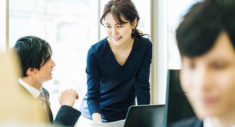 相談力は最強スキルのひとつ! 相談上手は能力以上の仕事ができる?
