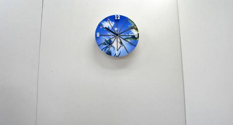 【おうち時間の過ごし方】初心者でもできるDIY「テレワークアイテム編(5)」--壁掛け時計