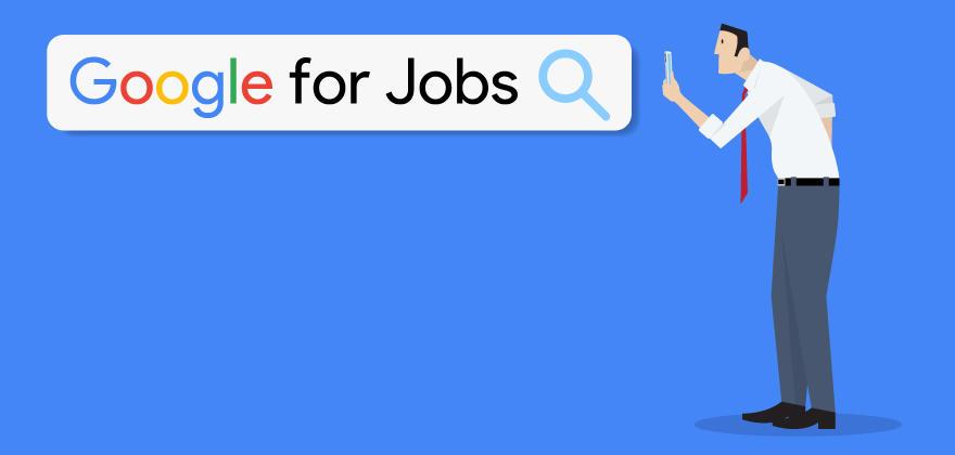 キャリア構築が変わる! Googleの求人情報検索「Jobs」のインパクト