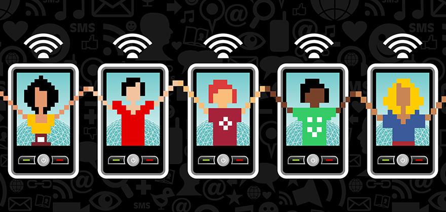 次世代通信技術5Gとは?そのメリット・デメリットを紹介