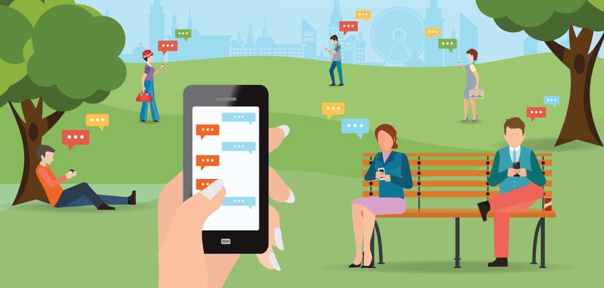 「近くにある」だけで脳が意識、スマートフォンは生産性の天敵