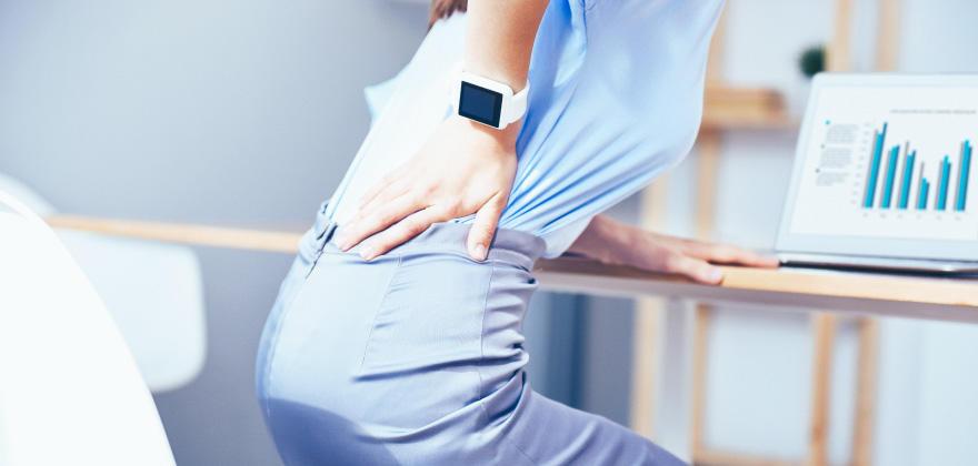 SEの職業病!?つらい腰痛の予防と対策