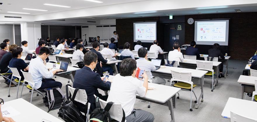 マイナビが社外向けエンジニア勉強会『マイナビTech Night #1』を開催!【前編】