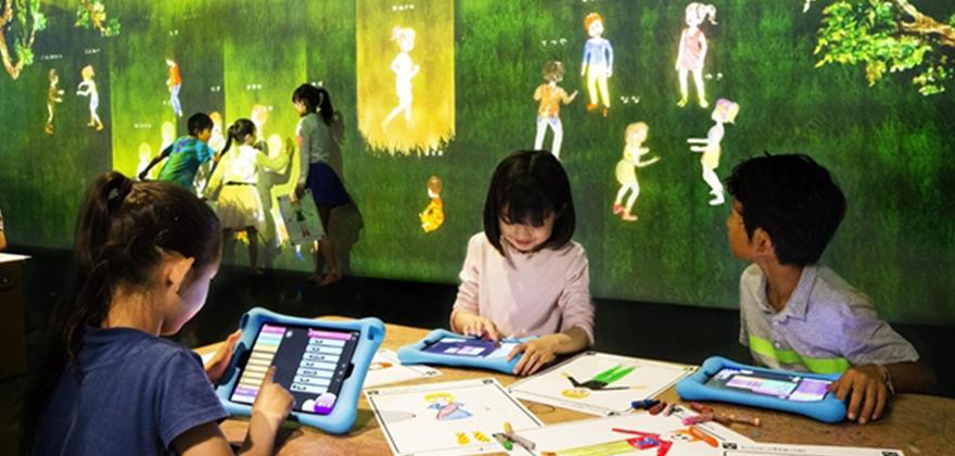 チームラボの教材活用、子供向けプログラミング教室が全国で開校
