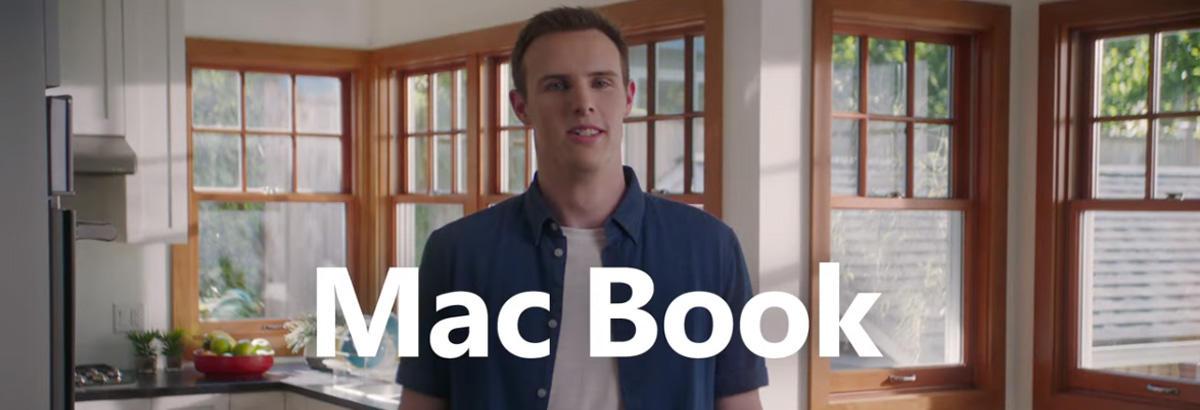 """""""マック・ブック""""が、サーフェイスラップを買いなさいと言っている!?アップル、マイクロソフト、サムスンの比較広告の歴史"""