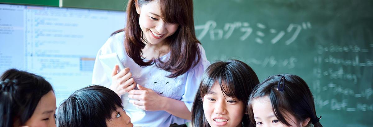 子供にはサッカー、ダンスより「プログラミングを習わせたい」--保護者調査