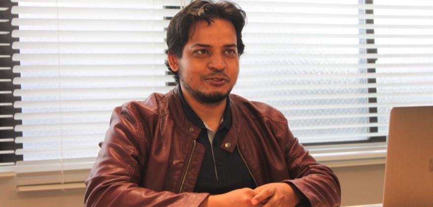 シンスペクティブ・エンジニアインタビュー(2)--ソリューションサービス ソフトウェアエンジニア・マルフ アブダラ アル(Abdullah Al Maruf)氏