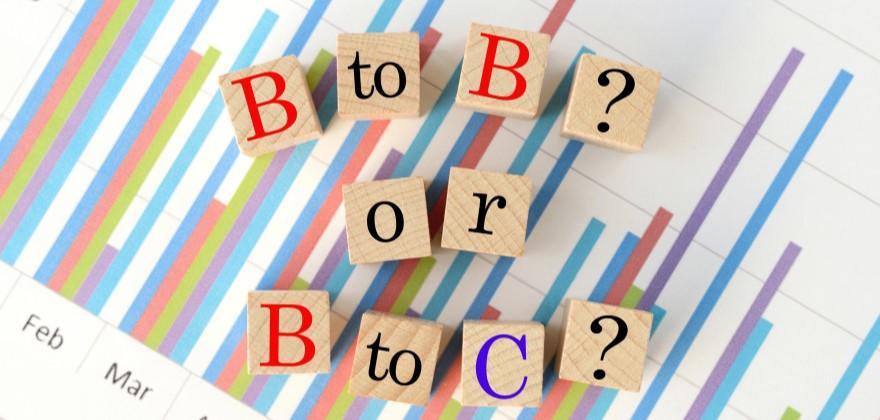 【BtoBとBtoC】ビジネスモデルや会社形態の違い、注目の「DtoC」も解説