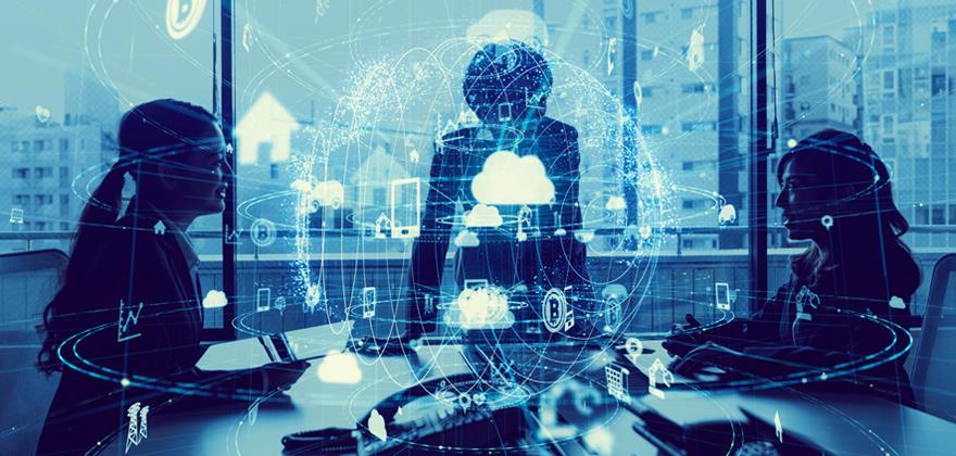 2022年国内「フィンテック(FinTech)エコスシステム」関連IT支出額は1,681億円